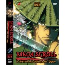 NINJA SCROLL BOX UNICO (4 DVD)