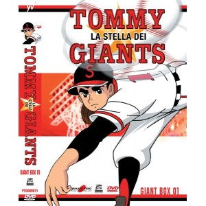Tommy la Stella dei Giants - Box 01 (5 DVD)