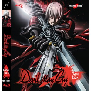 Devil May Cry - Blu Ray Box (2 Dischi)