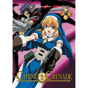 Chrno Crusade Box 1 (3 Dvd)