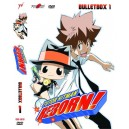 TUTOR HITMAN REBORN!  BOX 01