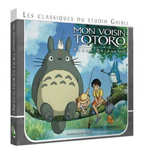 MY NEIGHBOUR TOTORO Original Soundtrack (Studio Ghibli)