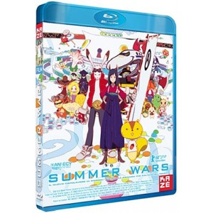 SUMMER WARS (BLU RAY)