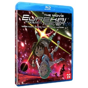 EUREKA SEVEN THE MOVIE (BLU RAY)