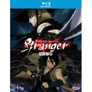 SWORD OF THE STRANGER (BLU RAY)