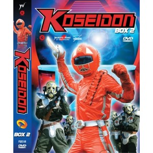 KOSEIDON BOX 02 ( 4 DVD )