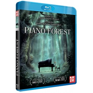 PIANO FOREST BLURAY