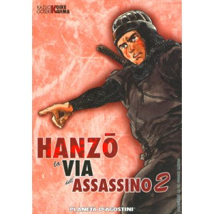 HANZO LA VIA DELL ASSASSINO 02
