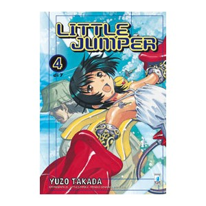 LITTLE JUMPER VOL.4