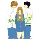 SHE IS MINE 02
