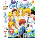 OH FAMILY BOX ( 4 DVD )