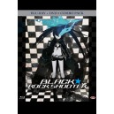 BLACK ROCK SHOOTER 01 COMBO DVD E BLU -RAY