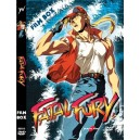 FATAL FURY - BOX 2 DVD