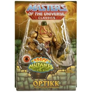 MOTU CLASSICS OPTIKK MASTER OF THE UNIVERSE