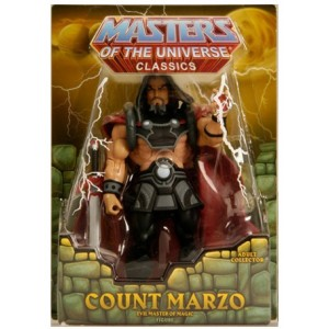 MOTU CLASSICS COUNT MARZO MASTER OF THE UNIVERSE