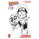 Naruto il Mito 01 20th Anniversary Limited Edition