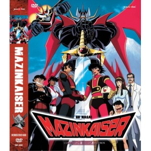 MAZINKAISER COLLECTOR S EDITION DVD BOX ( 3 DVD )