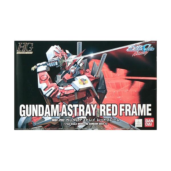 GUNDAM ASTRAY RED FRAME HG 1/144 - Shop Yamato Video
