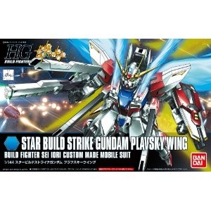 GUNDAM STAR BUILD STRIKE PLAYSKY WING HG 1/144