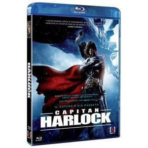 CAPITAN HARLOCK BLURAY