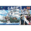 ONE PIECE GRAND SHIP GARP WAR