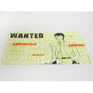 TOVAGLIETTA PVC WANTED LUPIN THE 3RD