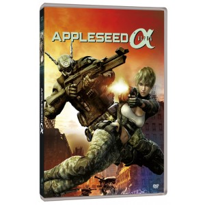 APPLESEED ALPHA DVD