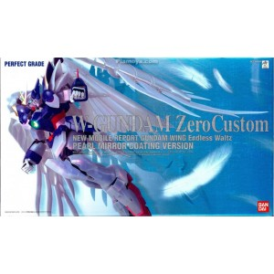 GUNDAM W ZERO CUSTOM PERFECT GRADE SP VE