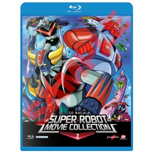 GO NAGAI SUPER ROBOT MOVIE COLLECTION 02 BLURAY