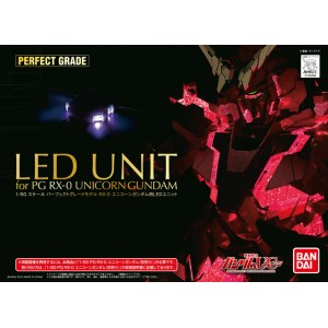 GUNDAM UNICORN LED UNIT PERFECT GRADE