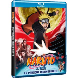 NARUTO IL FILM LA PRIGIONE INSANGUINATA BLURAY