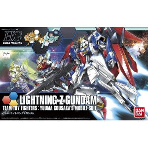 GUNDAM Z LIGHTING HG 1/144