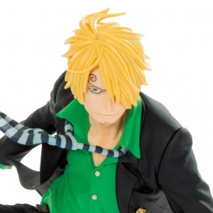 ONE PIECE SCULTURE BIG SANJI