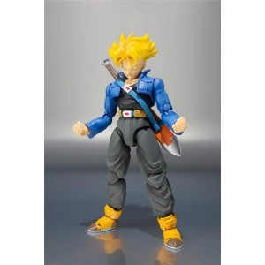 SH FIGUARTS DRAGON BALL TRUNKS WE EXCLUS