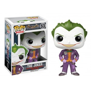 FUNKO POP ARKHAM ASYLUM THE JOKER