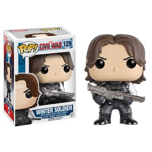 FUNKO POP CIVIL WAR WINTER SOLDIER