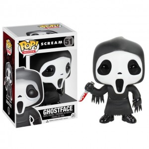 FUNKO POP SCREAM HK POP GHOSTFACE