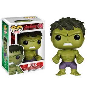 FUNKO POP AVENGERS AGE OF ULTRON HULK