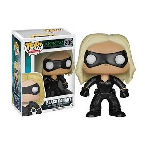 FUNKO POP ARROW BLACK CANARY