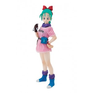DRAGON BALL Z BULMA DOD PVC STATUE