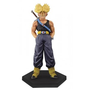 DRAGONBALL Z DXF SUPER SAIYAN TRUNKS
