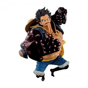 ONE PIECE SCULTURE BIG LUFFY GEAR FOURTH