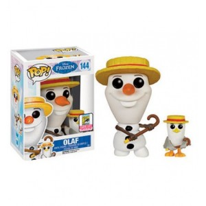 FUNKO POP 144 FROZEN BARBERSHOP OLAF