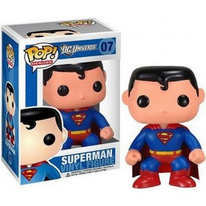 FUNKO POP 07 DC UNIVERSE SUPERMAN