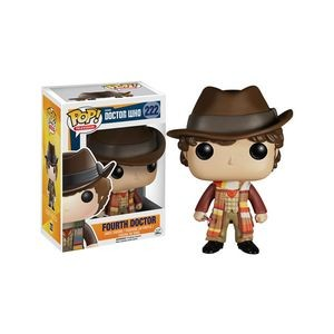 FUNKO POP 222 DOCTOR WHO FOURTH DOCTOR