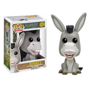 FUNKO POP 279 SHREK DONKEY