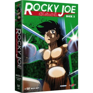 STAGIONE 1 BOX 3(DI 3) ROCKY JOE NEW ED