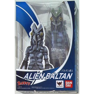SH FIGUARTS ULTRAMAN ALIEN BALTAN