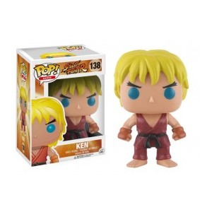FUNKO POP 138 STREET FIGHTER KEN