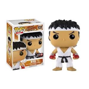 FUNKO POP 137 STREET FIGHTER RYU